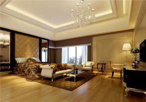 简易欧式卧室装修图片