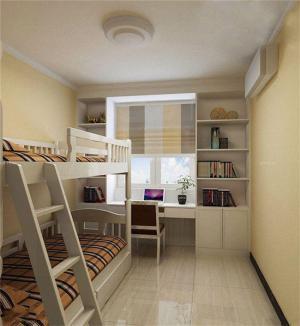 小阳台改卧室效果图折叠床