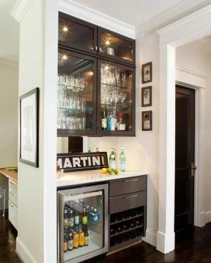 角柜酒柜家具设计案例