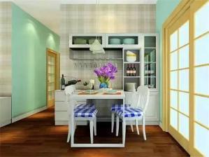 公寓小户型餐边柜