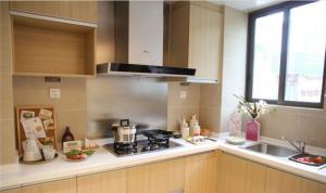 L型整体厨房