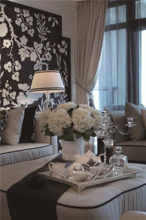 简约客厅组合沙发图片