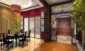 新中式风格家庭装修