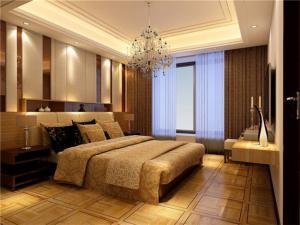 卧室床模型素材