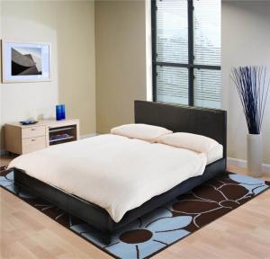 卧室床家居装饰