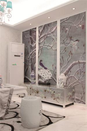现代客厅家具图片
