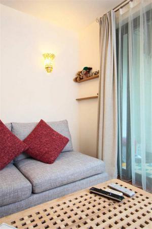 家居客厅布艺沙发
