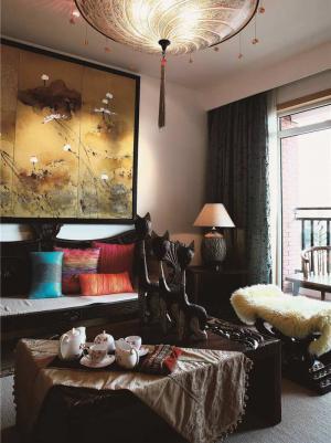 好看的客厅组合沙发图片