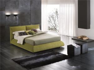 单身人士卧室床款式