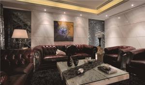 好看的现代客厅茶几图片