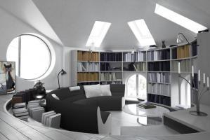 创意书房装饰设计