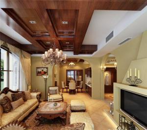 客厅沙发布局风格