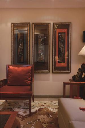 简易实木客厅家具