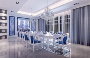新古典仿古餐桌