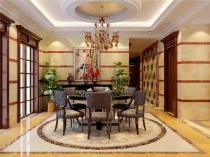 时尚中式餐桌图片