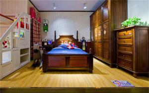 8平卧室儿童床