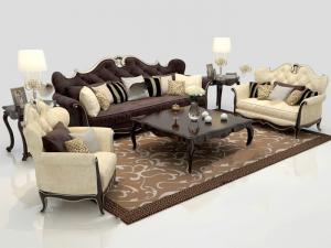 欧式沙发家具图片大全