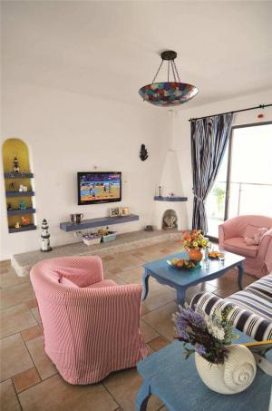 布艺沙发设计