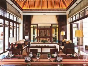客厅组合沙发风格
