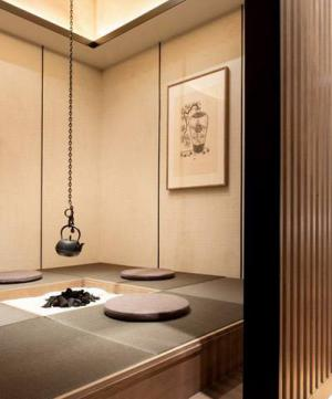 日式装修榻榻米实拍图