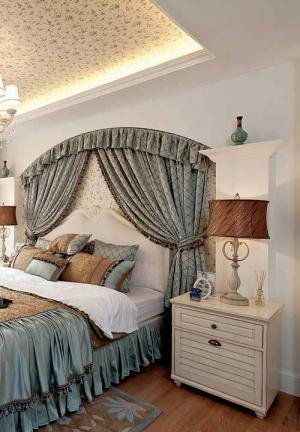 田园风格床室内设计