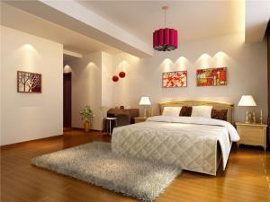 卧室床模板下载