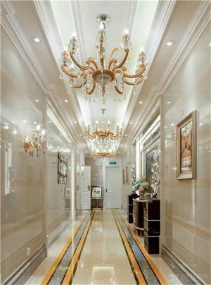 欧式装修走廊