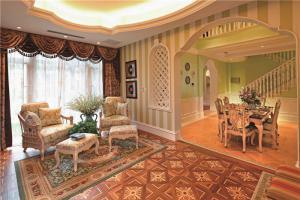 客厅家具实拍图