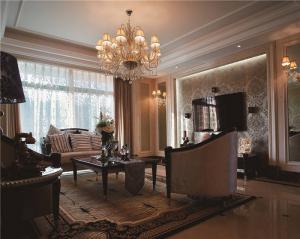 现代客厅茶几图片
