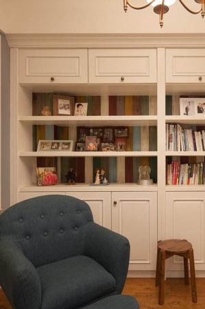 清晰多功能书房装修效果图