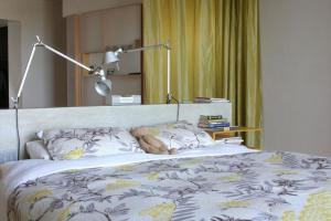 卧室二层床免费素材下载