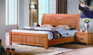 家具床实木图册