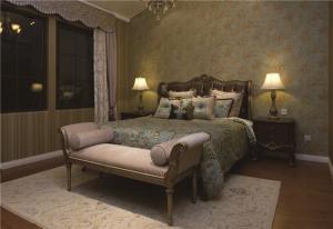 家具床整体设计