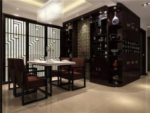 好看的中式餐桌图片