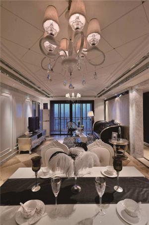 现代客厅组合沙发图片