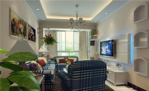 公寓组合电视柜
