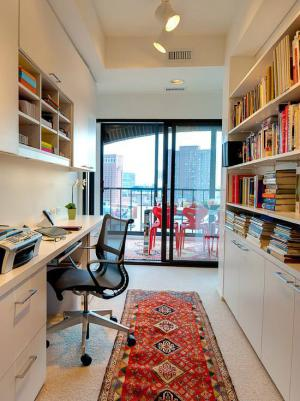 美式装饰书房装饰设计