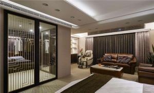 新古典风格卧室套房
