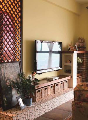 欧式客厅家具图片