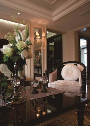 客厅茶几装饰