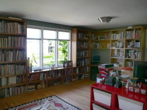超大容量的古典书房装修效果图