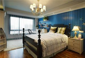 地中海风格卧室装修