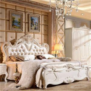古典欧式卧室床