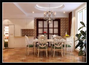 公寓仿古餐桌