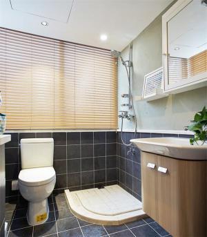 65平小户型装修洗手间设计