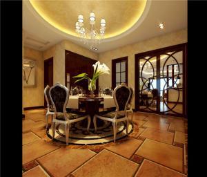 时尚餐厅餐桌图片