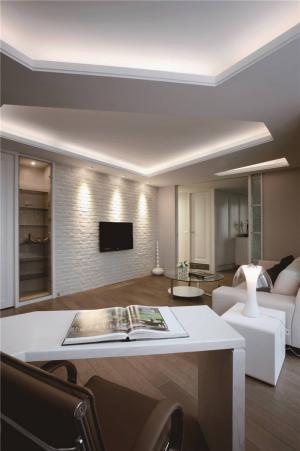 公寓客厅家具图片