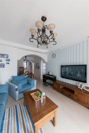 简约新中式客厅家具