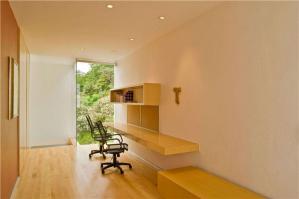 书房装饰设计板材家具定制