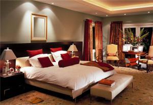 房间搭配设计小卧室床